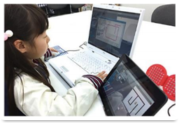 埼玉県東松山市のプログラミング教室なら【プログラミング教室イルム】体験レッスン,埼玉、東松山、高坂、巻き戻し早送り等、自分のペースで学べる動画eラーニング